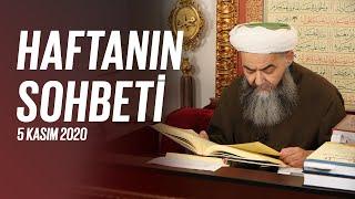 Cübbeli Ahmet Hocaefendi Ile Haftanın Sohbeti 5 Kasım 2020