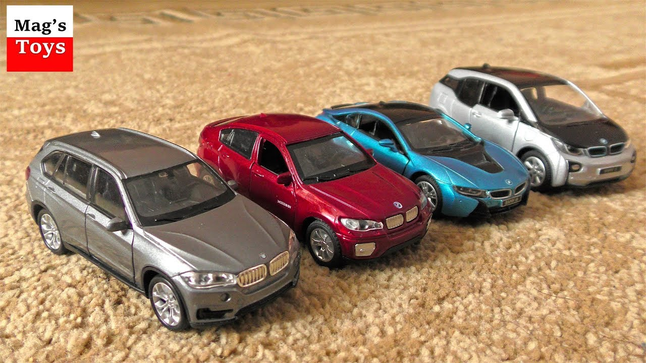 Bmw Model Cars Riding In My Apartment Youtube