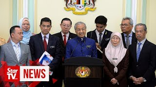 Dr M: Govt to focus on income disparity for Shared Prosperity Vision