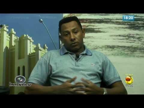 Interview com sub tenente do Exército Brasileiro Edson Gomes 04082016