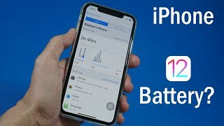 How to Check iPhone Battery Consumption on iOS 12 [Fully Explained]