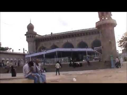 Mecca Masjid,Hyderabad,Andhra pradesh,India