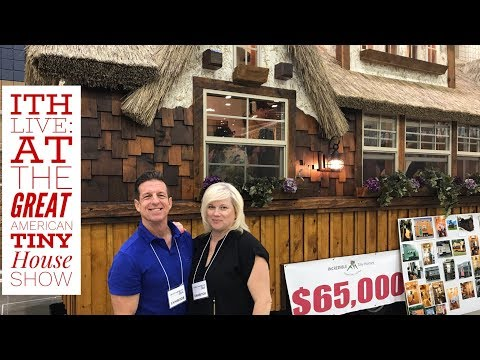 Incredible Tiny Homes Live: At The Great American Tiny House Show in Dalton, Georgia