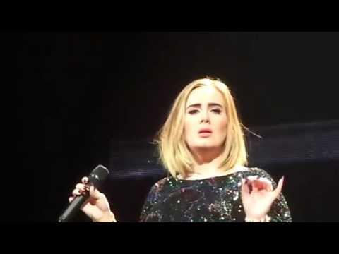 Adele, Staples Center, August 9th, 2016
