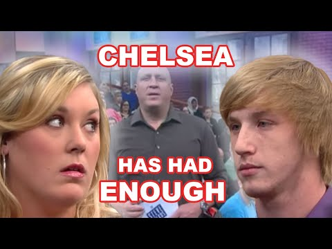 One Of Steve's Most Hated Guests?  (The Steve Wilkos Show)