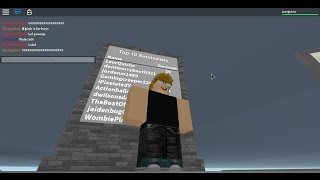IM ON NO.1!/ROBLOX #3