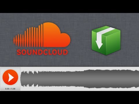 Quick Tips - Download Songs From SoundCloud