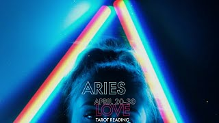 ARIES: Divine Timing! Wait, it will be perfect in time!💖 APRIL 20-30