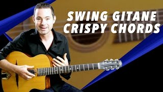 'Swing Gitane' - Crispy Chords - Gypsy Jazz Guitar Secrets