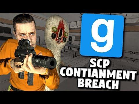 SCP Containment Breach (Garry's Mod)
