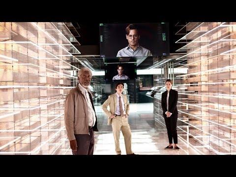 Mark Kermode reviews Transcendence