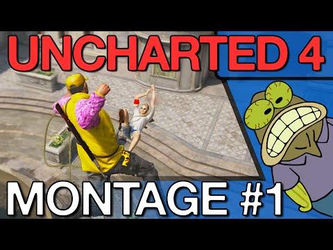 Uncharted 4 Multiplayer Montage - DidUSayChocolate