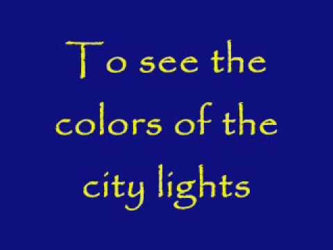 John Mayer - Neon - lyrics- on screen