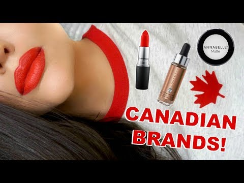 FULL FACE CANADIAN BRANDS!
