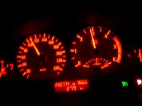 BMW e46 acceleration problem
