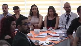 MersinHaber.com - Canlı Yayın: Mersin Büyükşehir Belediyesi Gençlik Çalıştayı