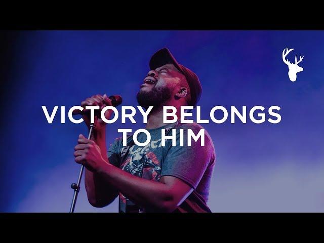Victory Belongs To Him - Alton Eugene | Bethel Music Worship