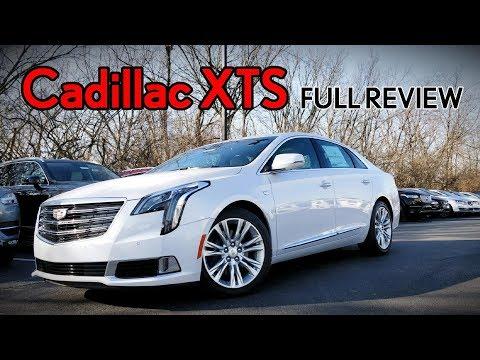 2018 Cadillac XTS: FULL REVIEW | Platinum, V-Sport, Premium Luxury & Luxury