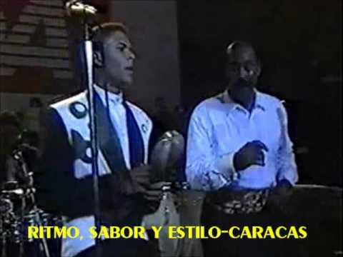 OSCAR D´LEÓN HAY QUE TRABAJAR POLIEDRO DE CARACAS 1994