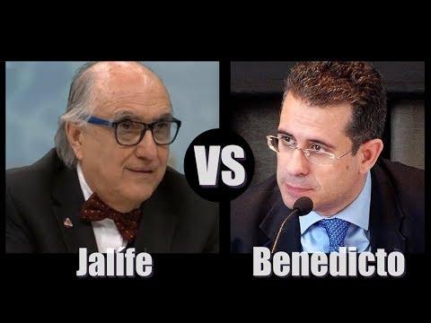 Alfredo Jalífe HUMILLA a Miguel A. Benedicto - DEBATE