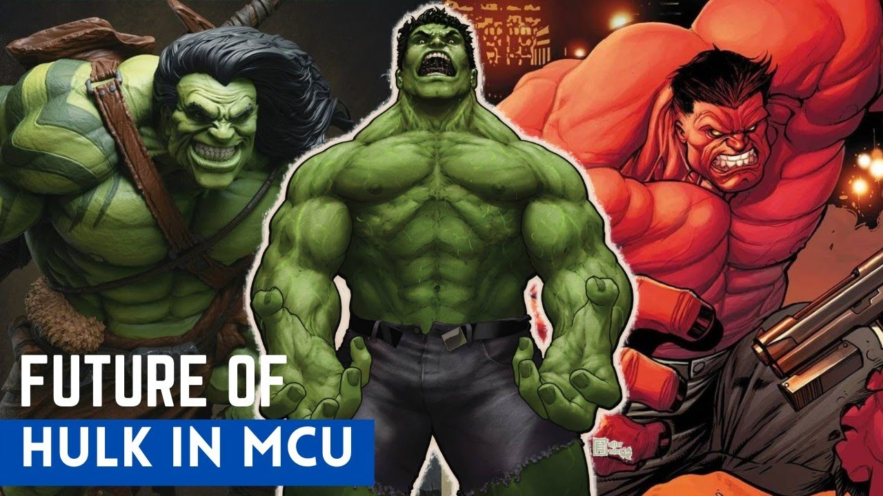 Download Future Of Hulk In MCU | How Marvel Can Give Us More Hulk Action