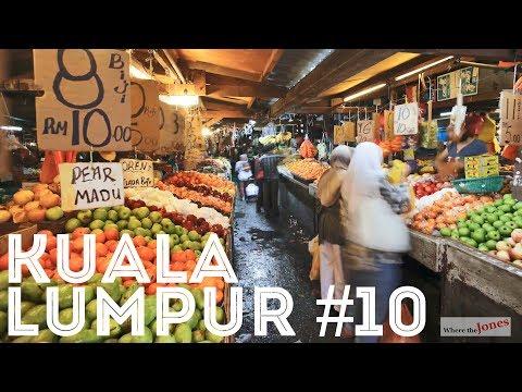 Chow Kit Market 🍈Kuala Lumpur. IN SEARCH OF JACKFRUIT 👀
