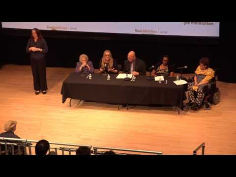 6/14/17 Defiant Lives Post-Screening Panel Discussion