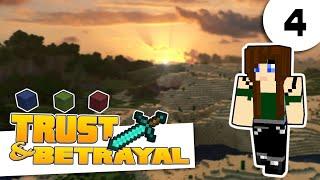 Minecraft - Trust & Betrayal [HD] #4 Eine weite Reise