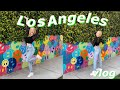 LA vlog:) | hollywood, santa monica, ucla