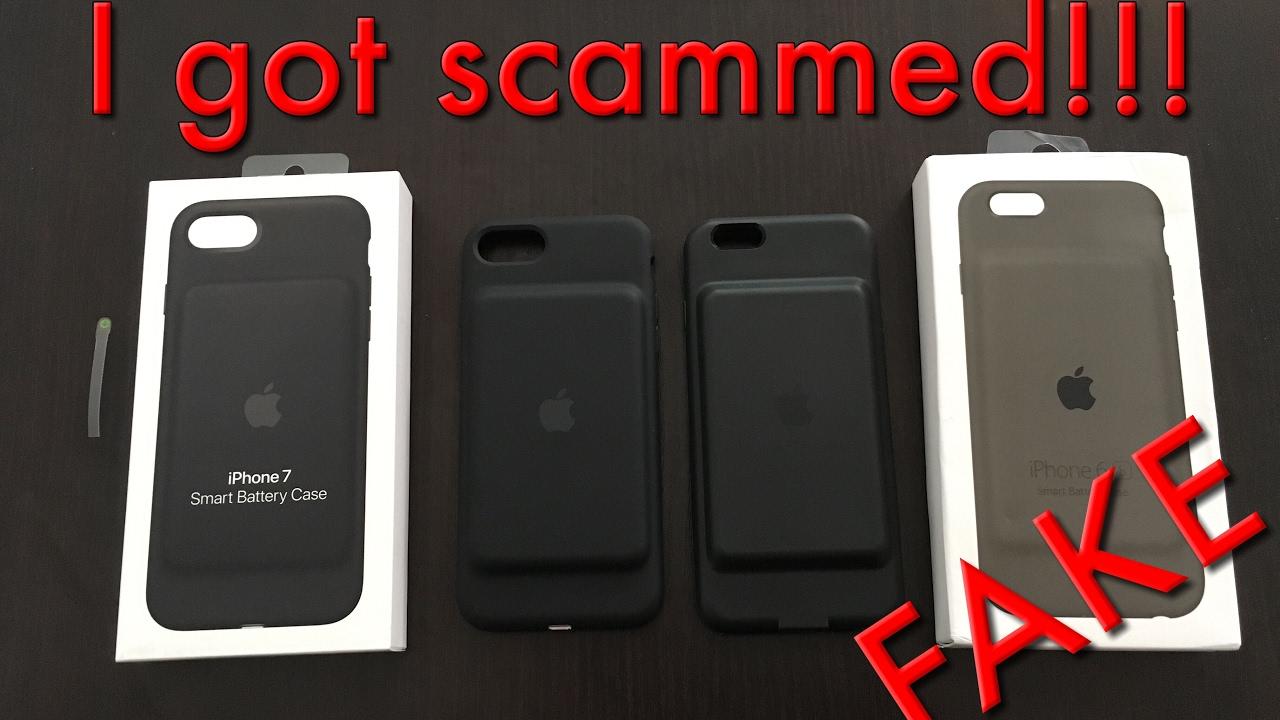IPHONE 6 VS 7 CASE