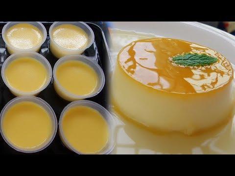 Cách làm BÁNH FLAN PHÔ MAI, CHEESE FLAN Caramel – Món Ăn Ngon