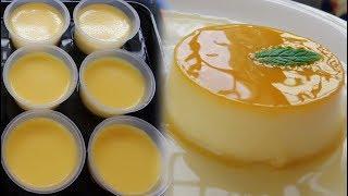 Món Ăn Ngon - BÁNH FLAN PHÔ MAI siêu mịn, CHEESE FLAN