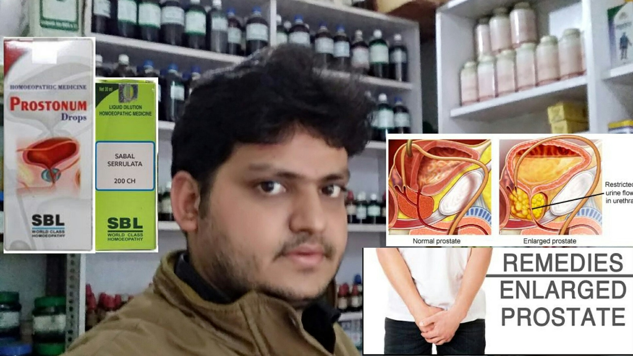 best homeopathic medicine for prostate cancer
