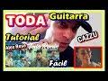 Cómo tocar ALEX ROSE TODA Remix 😎 🙌GUITARRA tutorial fácil cover Cazzu  Lenny Tavarez Rauw acordes