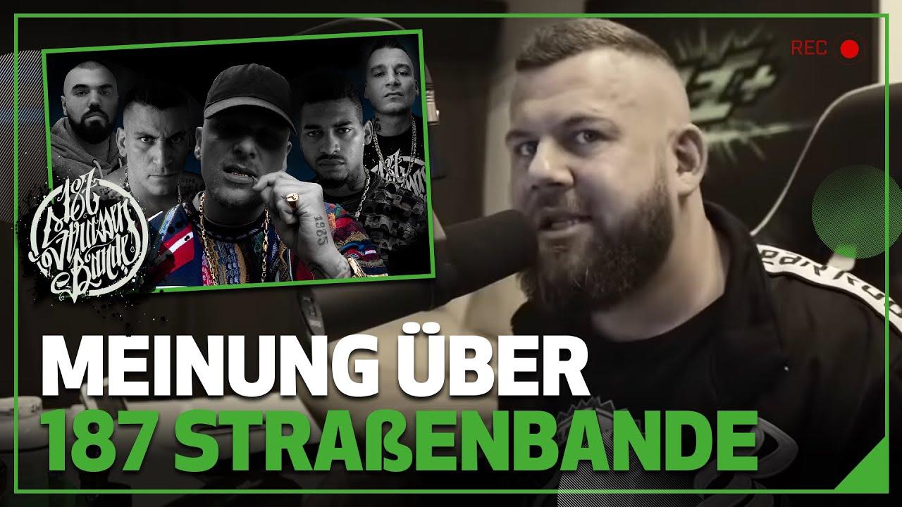 Meinung über 187 Straßenbande & Drogen im Rap | Matthias Clemens