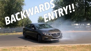 HOW TO DRIFT - A FRONT WHEEL DRIVE CAR LIKE A PRO!