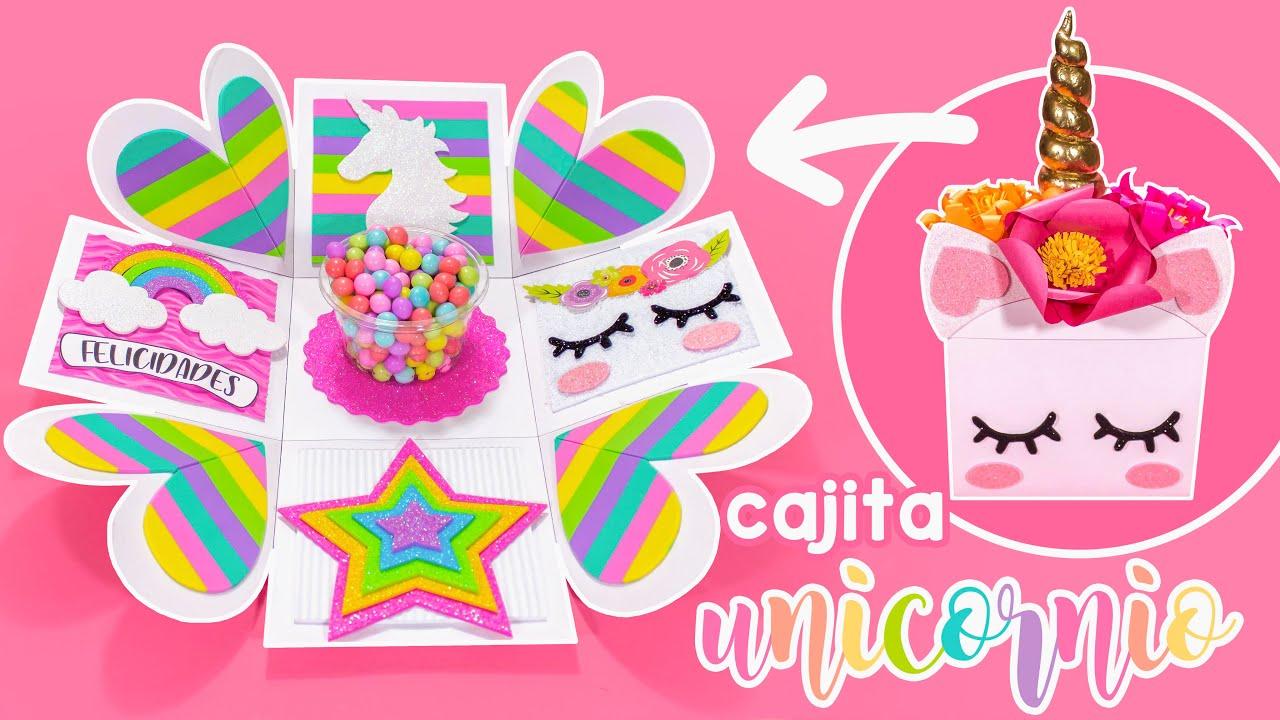 Cajitas de Unicornio by Craftología