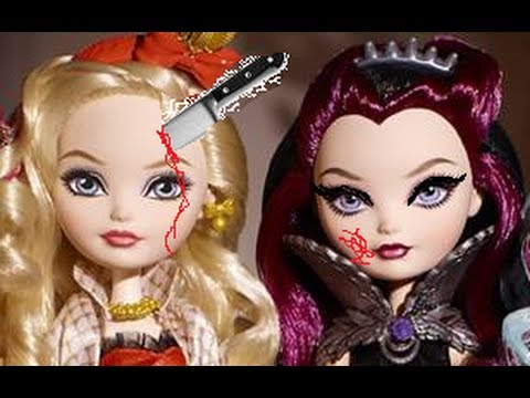 Ever After High Royals Vs Rebels Trailer Youtube