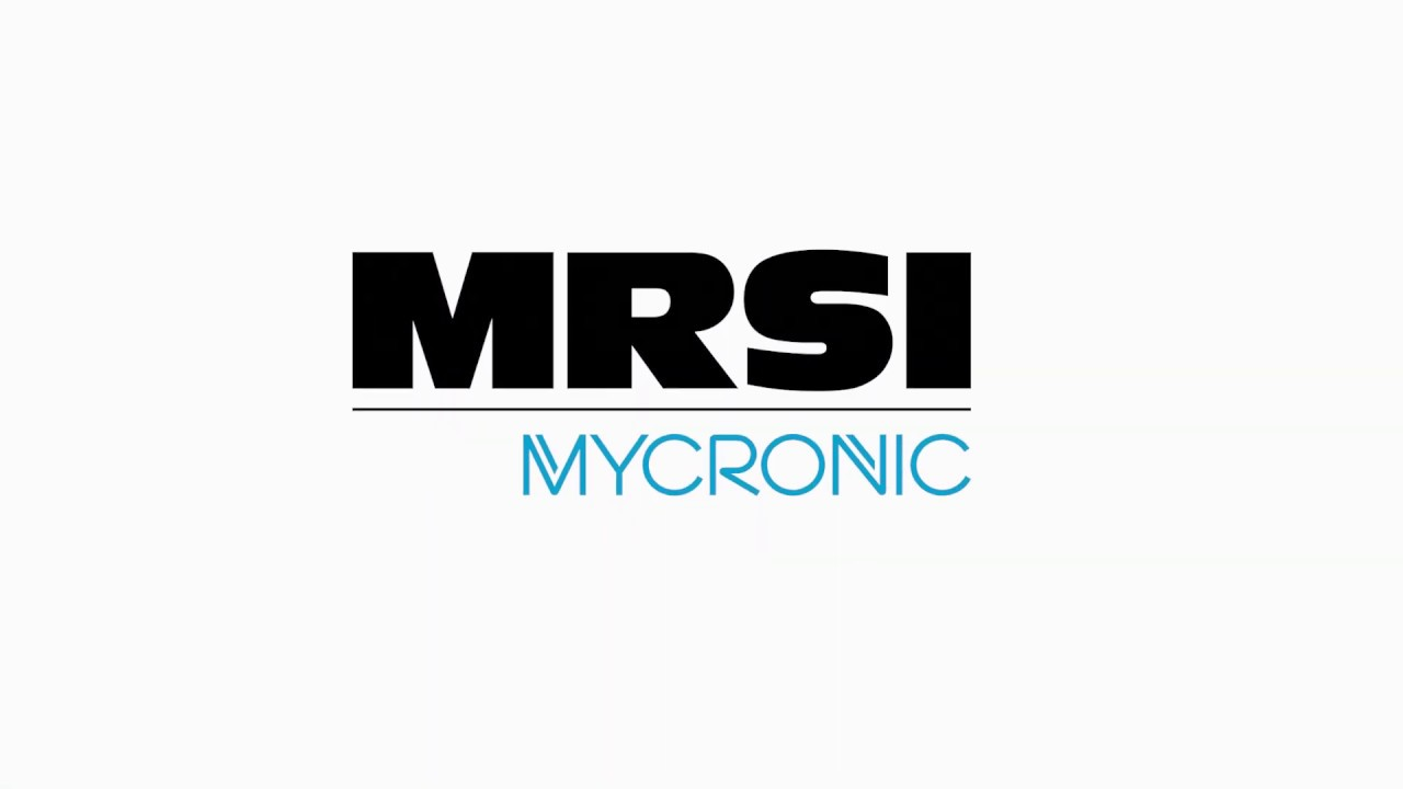 MRSI Systems Die Bonding and Epoxy Dispensing Systems
