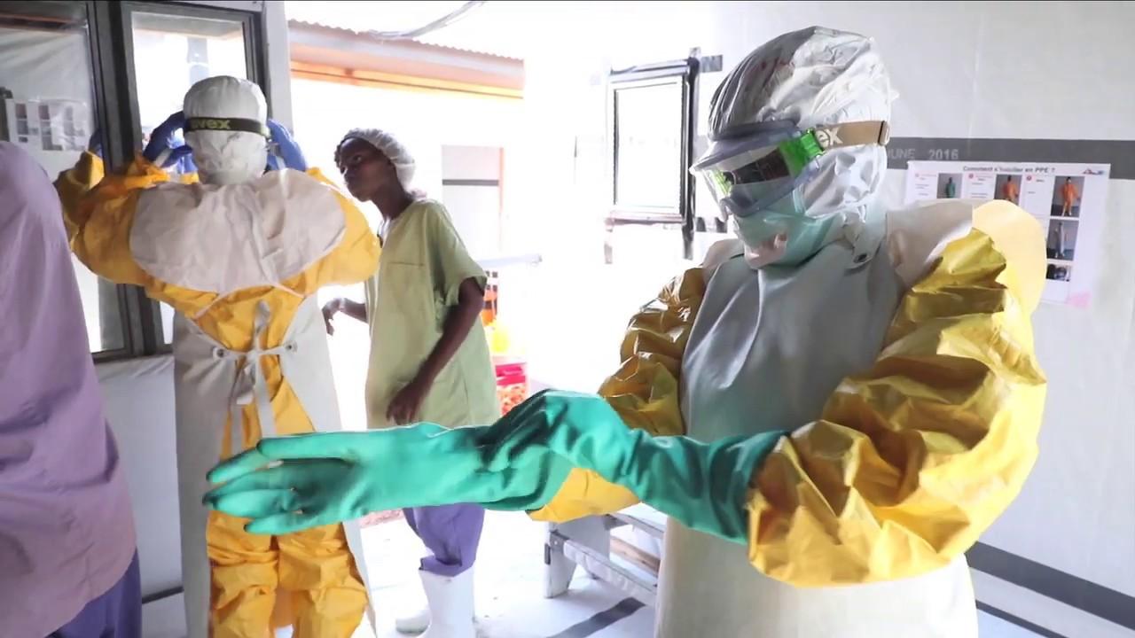 MSF DR Temperaturgeführte Impfstofftransporte im Kongo
