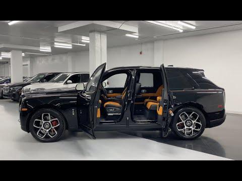 2020 Rolls-Royce Cullinan Black Badge - Walkaround 4k