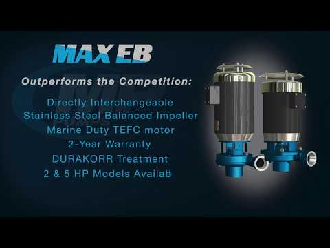 Introducing the MP Pumps MAX EB Center Pivot Booster