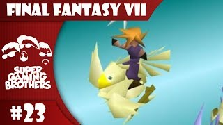 SGB Play: Final Fantasy VII - Part 23 | Off to the Races!
