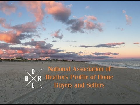 National Association of Realtors Profile of Home Buyers and Sellers - Hamptons Real Estate