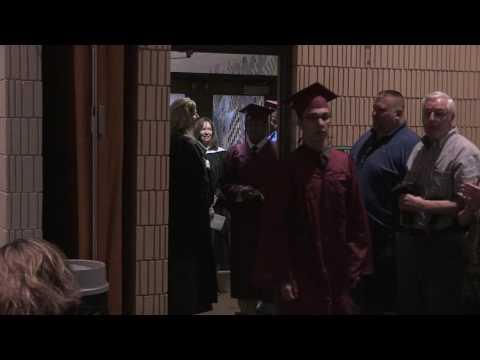 Carver High School Graduation Class of 2017