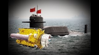 Indian satellite rukmini caught movement of Chinese submarines
