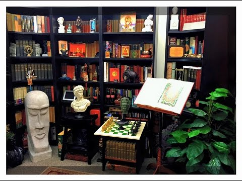The Book Addict: A Partial Glimpse of a Personal Collection