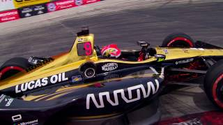 Up to Speed: James Hinchcliffe's Comeback