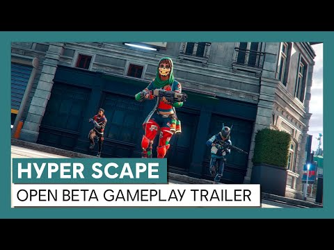 Hyper Scape: Open Beta Gameplay Trailer