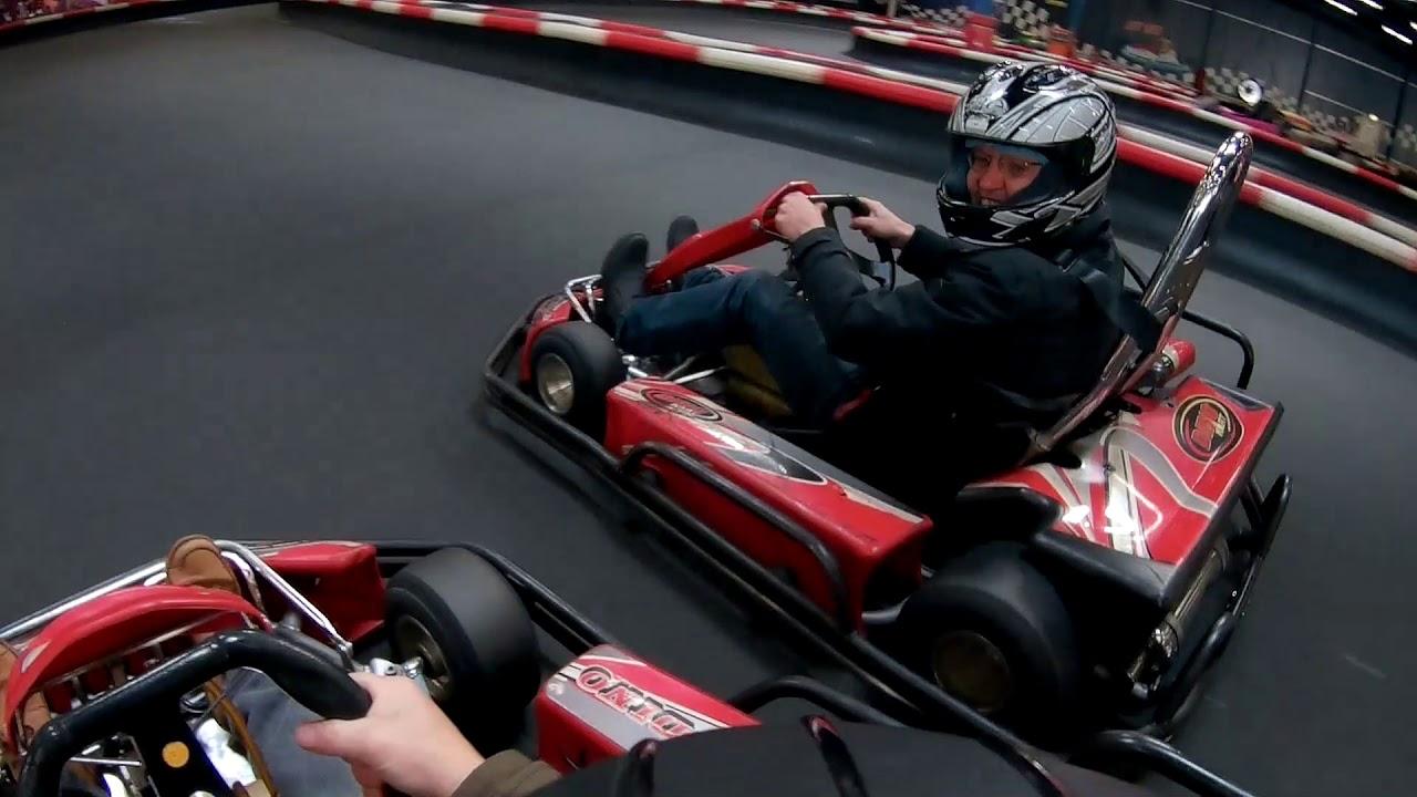 Kart Rennen